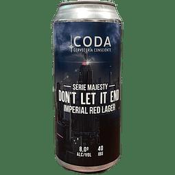 Coda - DON`T LET IT END