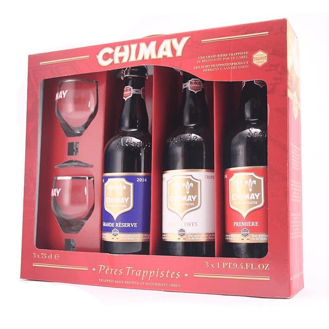 Pack Trilogia Chimay