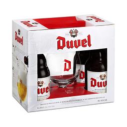 Pack Duvel + Copa