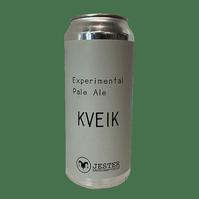 JESTER KVEIK EXPERIMENTAL PALE ALE 473cc