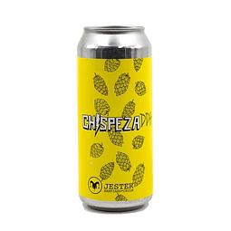 Cerveza Jester Chispeza 473cc