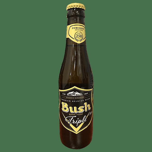 Cerveza Bush Blonde Triple 330cc