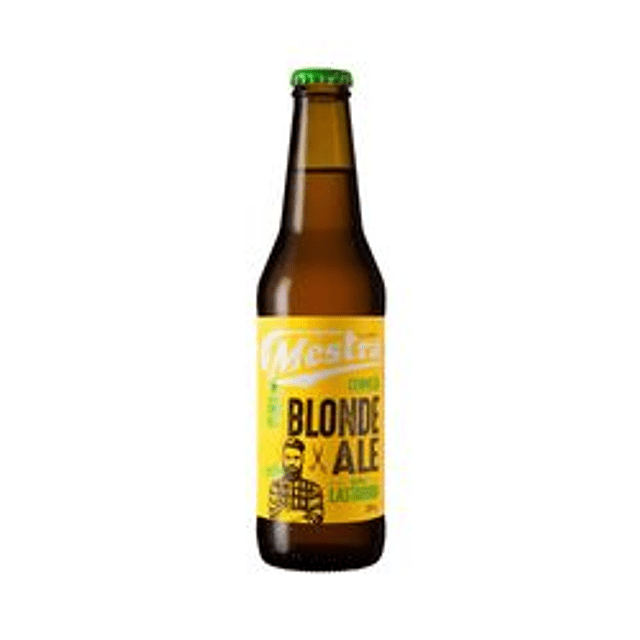 Mestra Blonde Ale 330cc