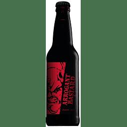 """Arrogant Brewing """"Arrogant Bastard"""" 330cc"""