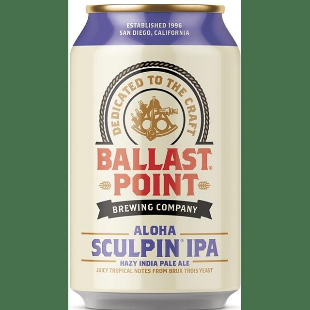 Ballast Point Aloha Sculpin 355cc