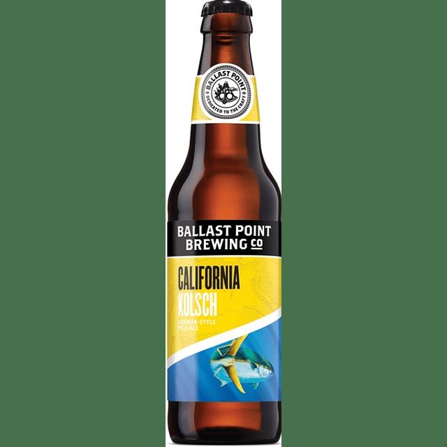 Ballast Point California Kölsch 355cc