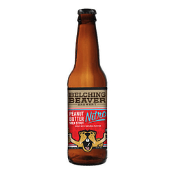 Belching Beaver Peanut Butter Milk Stout Nitro 355cc