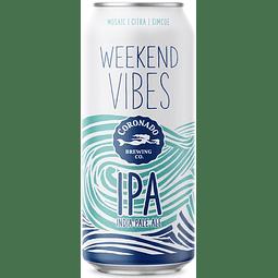 Coronado Weekend Vibes IPA 473cc