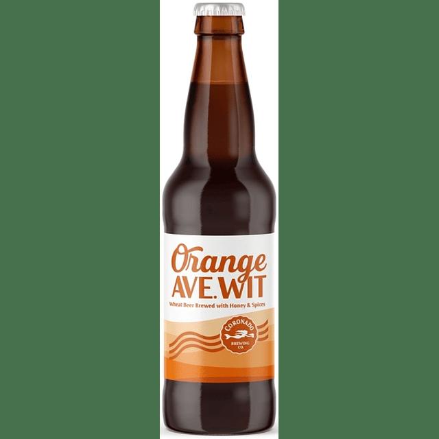 Coronado Orange Ave Wit 355cc