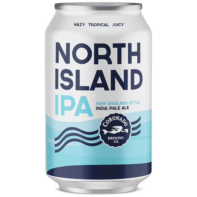 Coronado North Island IPA 355cc