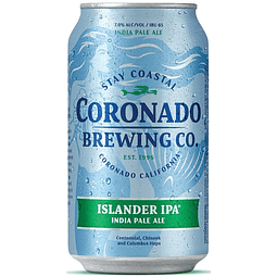 Coronado Islander IPA 355cc