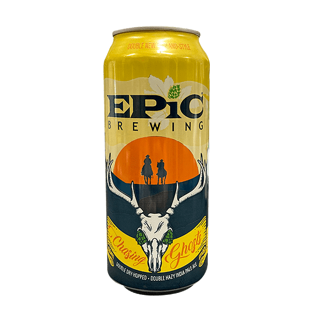 EPIC BREWING CHASING GHOSTS 473ML