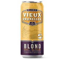 Kasteel Vieux Bruxelles Blond 500cc