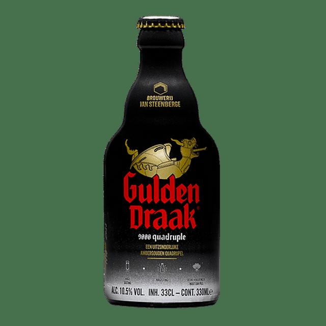 Gulden Draak Quadruple 9000 330CC