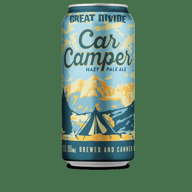 Car Camper lata 355cc
