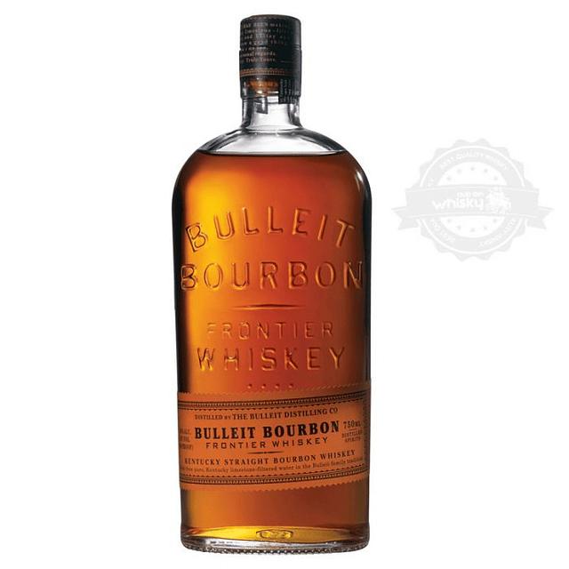 Bulleit Bourbon Whiskey 750cc 45°