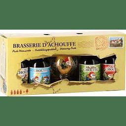 Four Pack Chouffe + Copa