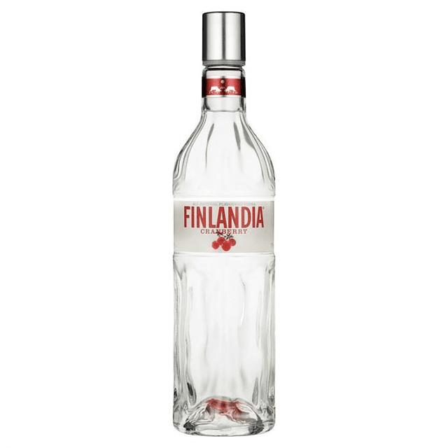 Vodka Finlandia Cranberry 750 cc