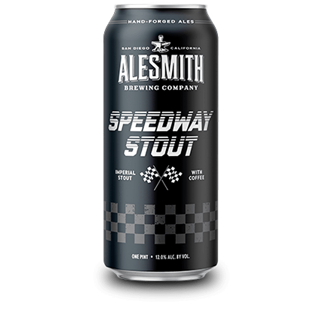 Alesmith Brewing Speedway Stout 473cc