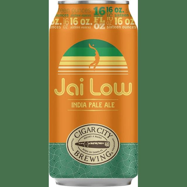 Cigar City Brewing Jai Low 473cc