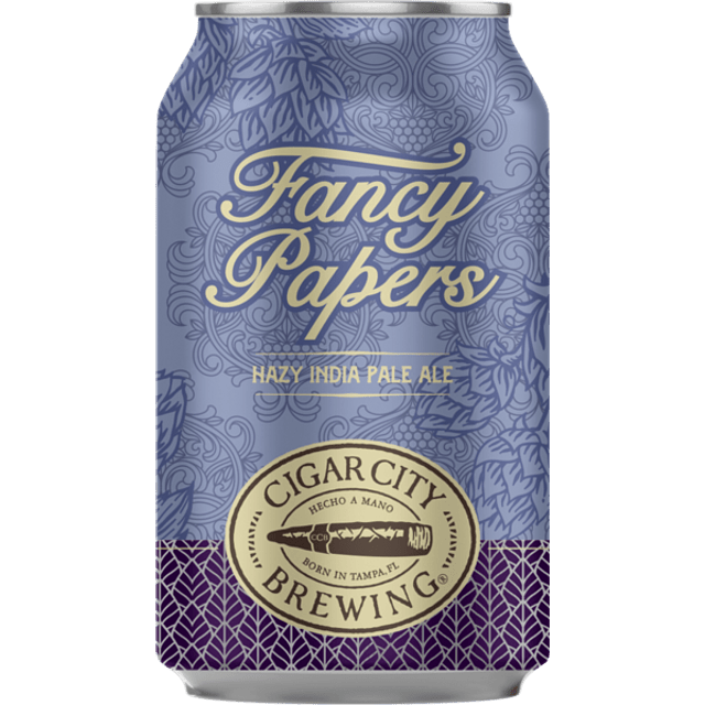 Cigar City Brewing Fancy Papers 355cc