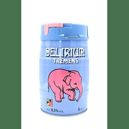 DELIRIUM TREMENS BARRIL 5L