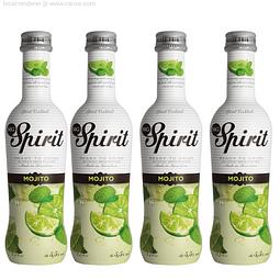 Spirit Mojito 5,5º 275cc X4