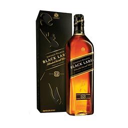 Johnnie Walker Black Label 750 ml.
