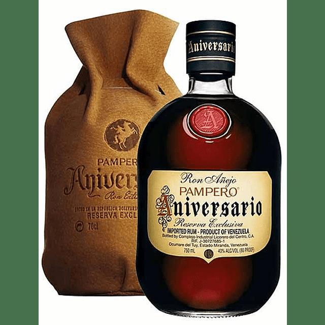 Ron Pampero Aniversario Extra Añejo 700 ml.