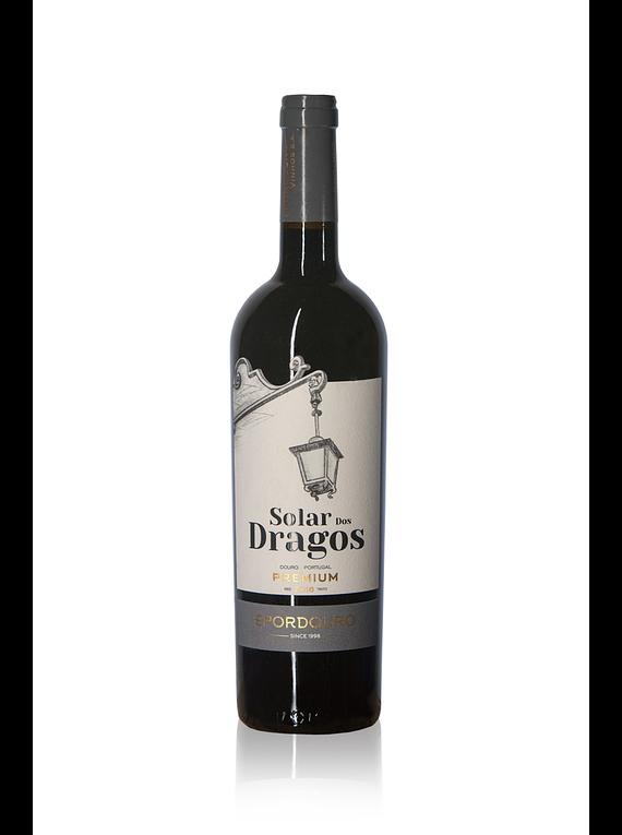 Premium Tinto 2016 SOLAR DOS DRAGOS (caixa de 3 garrafas)