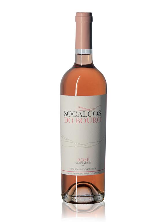 Colheita Selecionada 2019 Rosé SOCALCOS DO BOURO