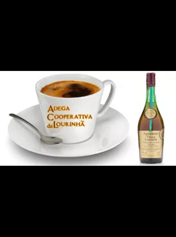 Aguardente DOC Lourinhã XO 40% garrafa 0,70Lt