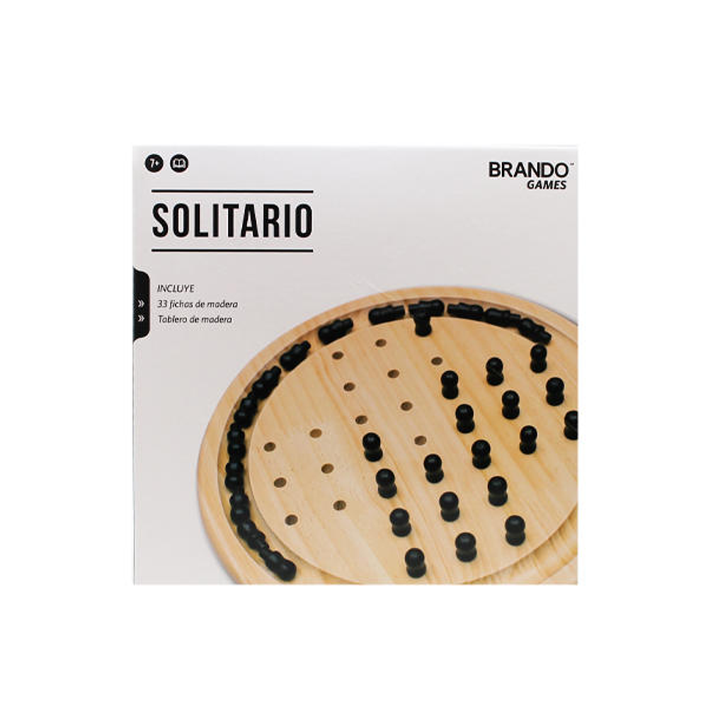 Brando Games Solitario