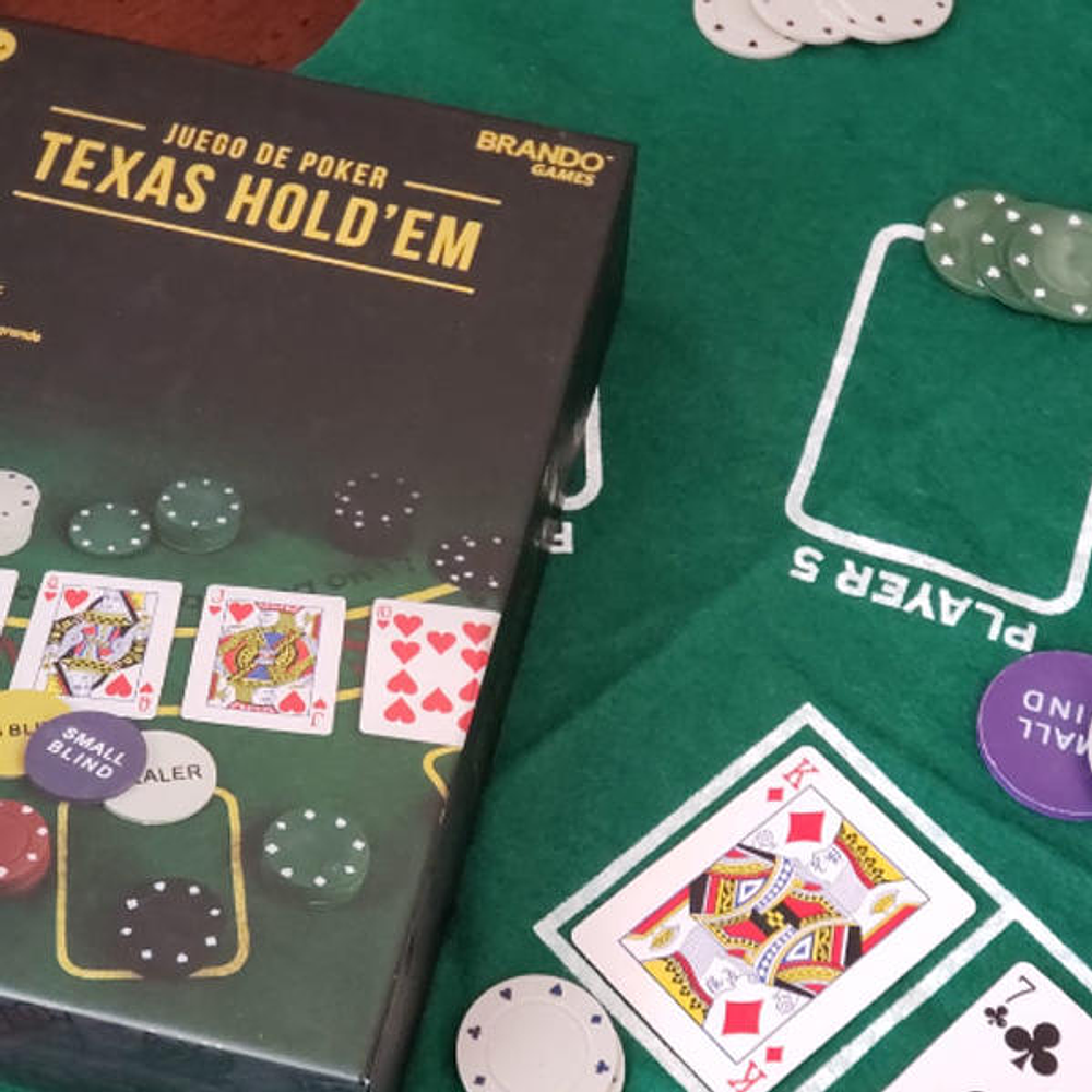 Brando Games Texas HoldEm