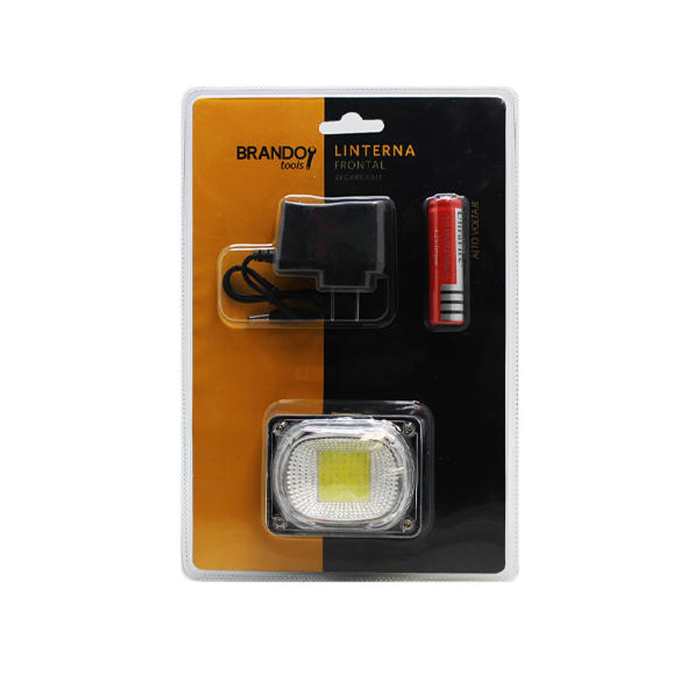 Linterna Frontal Brando