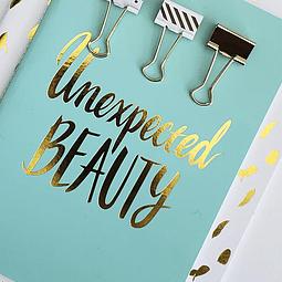 Set Cuaderno + Libreta Mint Brando