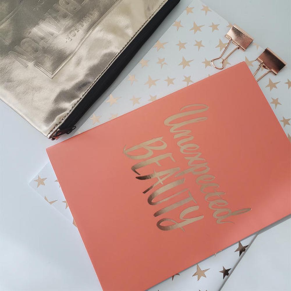 Set Cuaderno + Libreta Fluor Brando