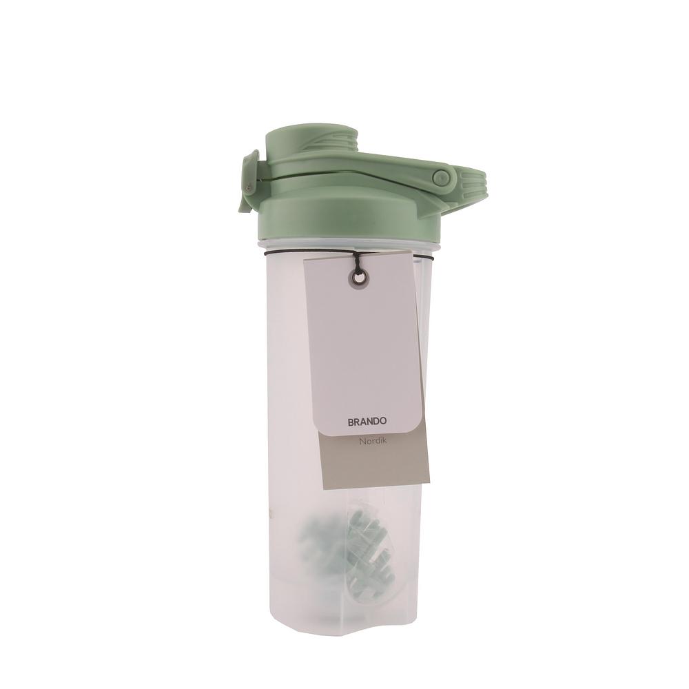 Botella Shaker 700ml Olive