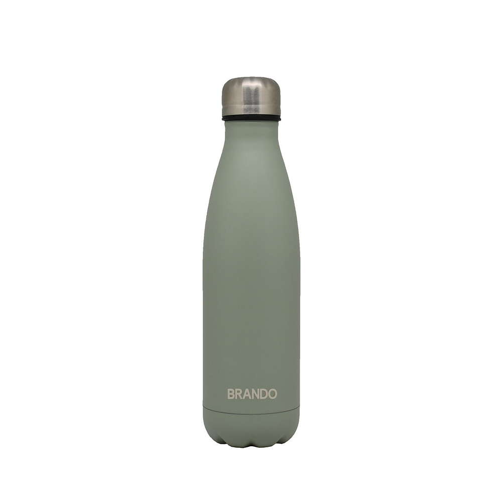 Botella Térmica 500ml Olive