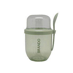 Vaso Yogurth Olive