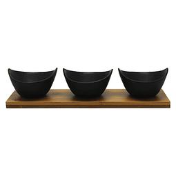 Set 3 Bowls Aperitivo