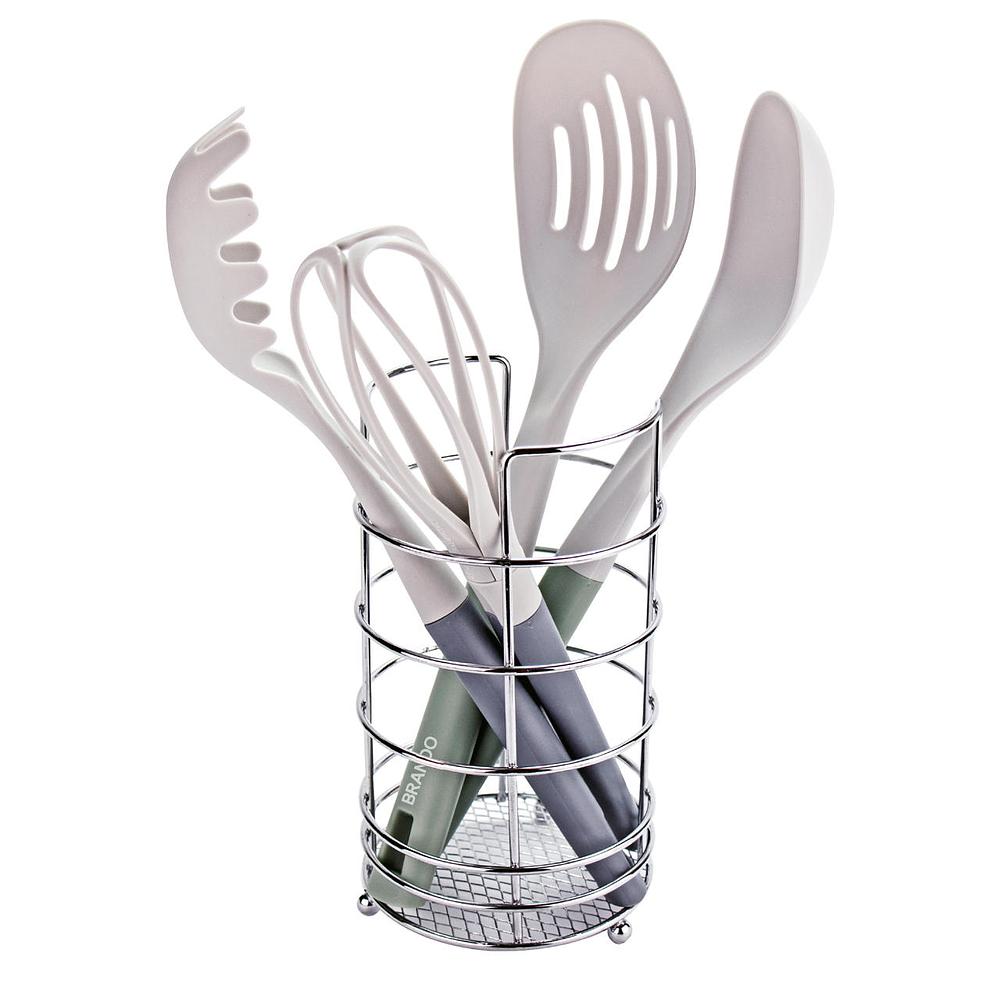 Set Utensilios de Cocina Azure Olive Brando