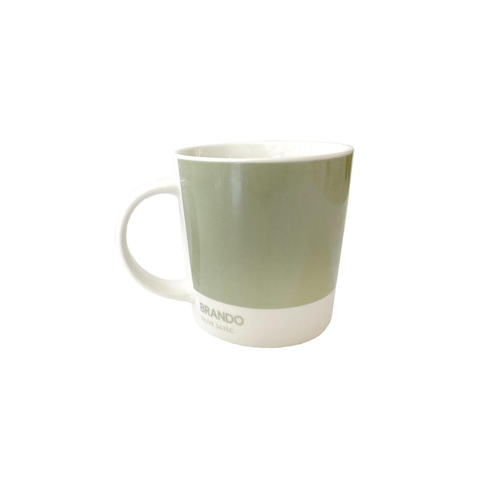 Tazón 14oz Porcelana Olive Brando