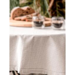 Mantel Redondo Grey Brando