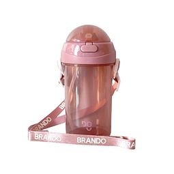 Botella Botón Rose Brando