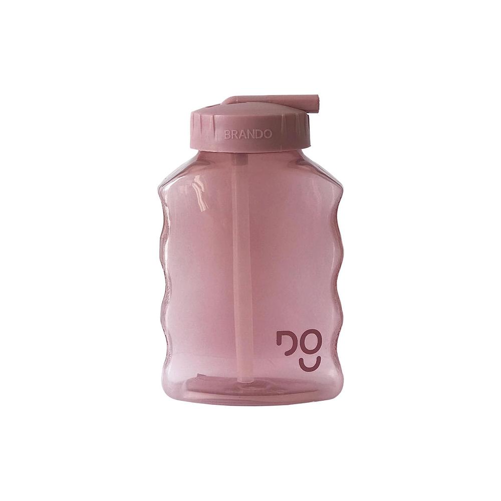 Botella Bombilla Rose Brando