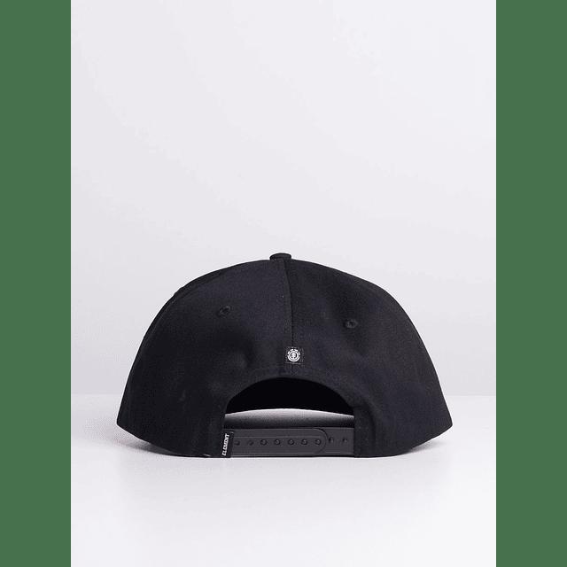 ELEMENT KNUTSEN CAP A - FLINT BLACK