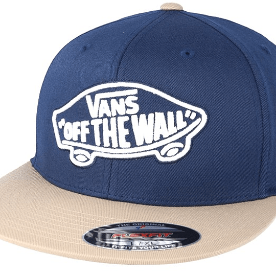 Vans Home Team Dress Blue Fitted