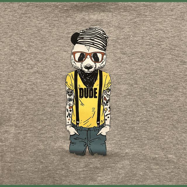 Polera  - Brangus - Panda Dude