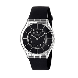 Swatch Skin Black Classiness SFK361